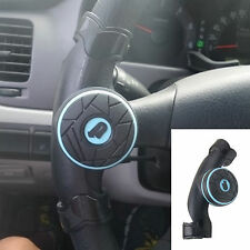 New Concept Safe Easy Turn+ Car Steering Wheel Spinner accessory Slim Knob Blue