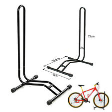 Large Bike Storage Rack Floor Stand For Fix Cycle Bicycle Garage Outdoor NEW