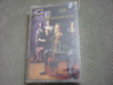 SEALED RARE OOP G.E. Smith & SNL Band CASSETTE TAPE Get A Little ROSEANNE CASH !