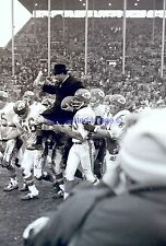 Buffalo Bills VS Chiefs Hank Stram Conference Championship Game 1966 8X10 Photo
