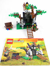LEGO Set 6024 Bandit Ambush Pirates 100% Complete+ Instruction Book Retired 1996