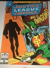 DC COMICS - JUSTICE LEAGUE AMERICA #224 1960 SERIES - Fast Shipping Worldwide!!!