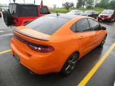 #5453M PAINTED FACTORY STYLE SPOILER fits the 2013 2014 2015 DODGE DART
