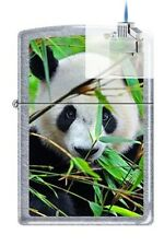 Zippo 0234 giant panda Lighter & Z-PLUS INSERT BUNDLE
