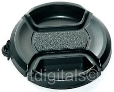 Front Lens Cap For Pentax SMC PENTAX-M 1:4 200mm Snap-on Dust Glass Cover