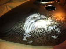 Harley Davidson Road King Paint set, Gas Tank & Front Fender 08-13