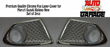 Bentley Type Chrome Plated Fog Light Cover Maruti Suzuki Baleno New