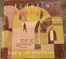 "Album By Gerhard Pfluger, ""Beethoven: Highlights From Fidelio"" on Oceanic"