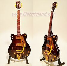 Mini Guitar George harrison grestch country gentleman BEATLES chitarra miniature