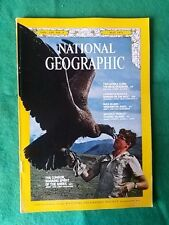 NATIONAL GEOGRAPHIC - MAY 1971 VOL 139 #5 - 2 WHEELS ALONG MEXICAN BORDER
