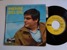 """PIERRE SELOS: Réveille-toi ! (Tout n'est qu' LSD) 7"""" 45T 1967 MONDE MELODY 4635"""