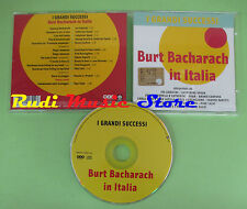 CD GRANDI SUCCESSI BACHARACH ITALIA compilation 2006 ZANICCHI BONGUSTO (C28)