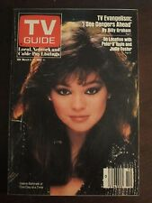 TV Guide March 1983 Valerie Bertinelli One Day at a Time No Label