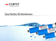 Dow Filmtec RO Water Filter Membrane Reverse Osmosis Element 36 GPD TW30-1812-36