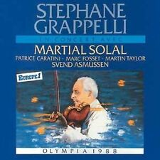 Olympia 88, Stephane Grappelli, New