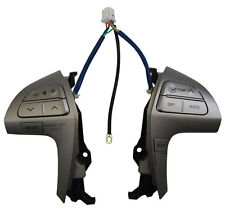 2007-2011 Toyota Camry Hybrid Steering Wheel Switches Silver New 8425006250