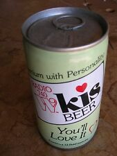 KIS Radio 740  Beer Can... Top tab --  bottom punched