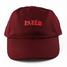 Pablo Yeezus 6 panel cap strapback polo hat 5 sad boys ovo 6god NEW