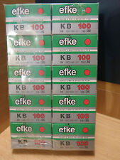 10 rolls of Efke KB100 b&w film 35mm/36 exposures-DATED 02/2015-free shipping!
