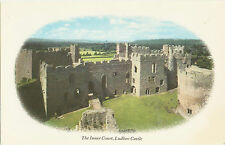 The Inner Court,Ludlow Castle,Shropshire (SA279 CME 17601-Cameo)