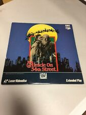 Miracle On 34th Street Laser disc