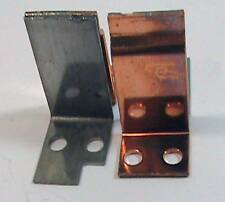 2 ea General Electric Thermal Overload Relay Heater Element CR123F614B NOS