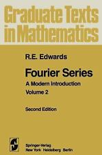 Fourier Series: A Modern Introduction Volume 2 (Graduate Texts in Mathematics)