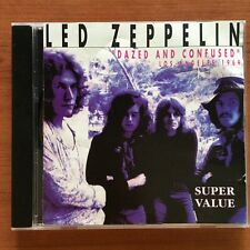 """Led Zeppelin  – """"Dazed And Confused"""" - Live in  Los Angeles 1969  cd 7 tracks"""