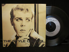 The Style Council - Walls Come Tumbling Down/The Whole Point II on Polydor TSC 8