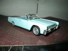 Franklin Mint 1 43 1961 Lincoln Continental convertible 4 door no box or paper