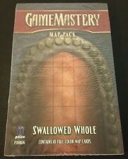 Gamemastery MAP PACK: SWALLOWED WHOLE PZO4026 Paizo Pathfinder D&D Shrink SW NEW