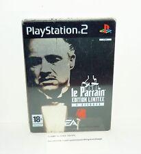 JEU PS2 COMPLET EN BOITE METALLIQUE LE PARRAIN EDITION LIMITEE