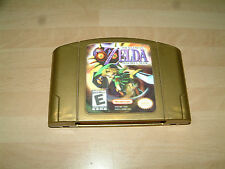 THE LEGEND OF ZELDA MAJORAS MASK HOLO CART ......NINTENDO 64 N64 GAME USA NTSC