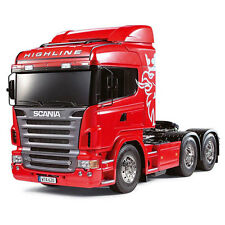 TAMIYA RC 56323 SCANIA R620 - 6x4 HIGHLINE Trattore Camion 1:14 assembly kit