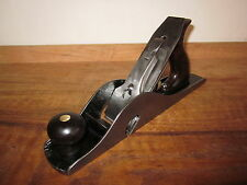 "Vintage Stanley No 10 Type 8 (1899-02) ""B"" Casting Carriage Plane Excellent Cond"