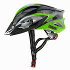 New Unisex MTB Road Cycling Bicycle Bike Outdoor Adjustable Visor Safety Helmet