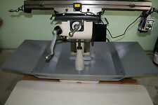 """Chip And Coolant Collector Assembly For Bridgeport, Acer & Other Knee Mills """"NEW"""