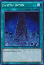 *** SYSTEM DOWN *** SUPER RARE OP02-EN009 MINT/NM YUGIOH! 3 AVAILABLE!