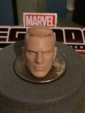 MARVEL LEGENDS MCU STEVE ROGERS CAP VENGERS HEAD CAST 1:12 FOR 6IN FIGURE