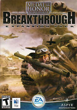 Medal of Honor Allied Assault BREAKTHROUGH Mac Game NEW