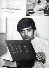 GA17 Clipping-Ritaglio 1969 Gavino Ledda ex pastore sardo
