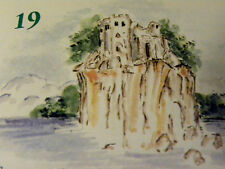 OCEAN CLIFF RETIRED U get photo #2 L@@k @examples ART IMPRESSIONS RUBBER STAMPS