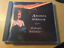 "Amanda McBroom ""Midnight Matinee"" cd"