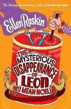 The Mysterious Disappearance of Leon I Mean Noel)