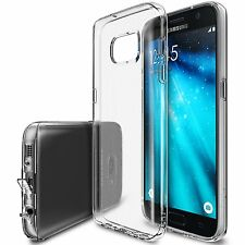 For Samsung Galaxy S7 Case | Ringke AIR Clear Scratch Resistance Protective Case