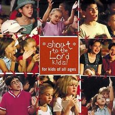 Shout to the Lord Kids Various Artists CD SEALED NEW for kids of all ages 2001