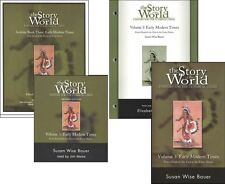 Susan Wise Bauer - Story of the World 3: Early Modern Times SET of 4 - NEW