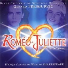 MUSICAL/ORIGINAL CAST 'ROMEO ET JULIETTE' CD NEW+