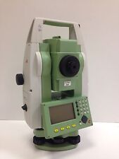 "Leica TS06 5"" Power R400 Reflctorless Total Station"
