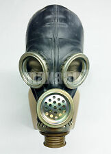 russian soviet black gas mask GP-5M size Small 1